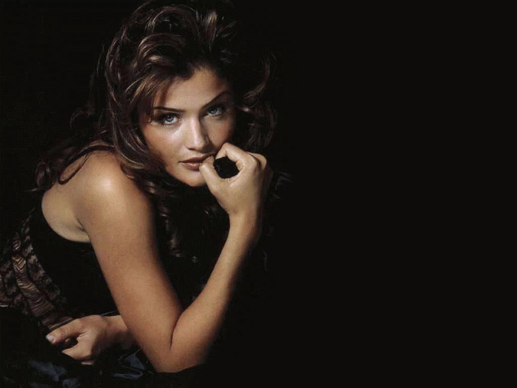 Model Helena Christensen