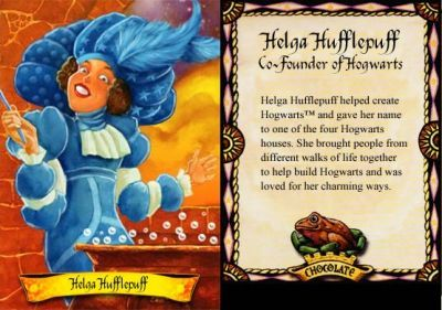 Helga Hufflepuff