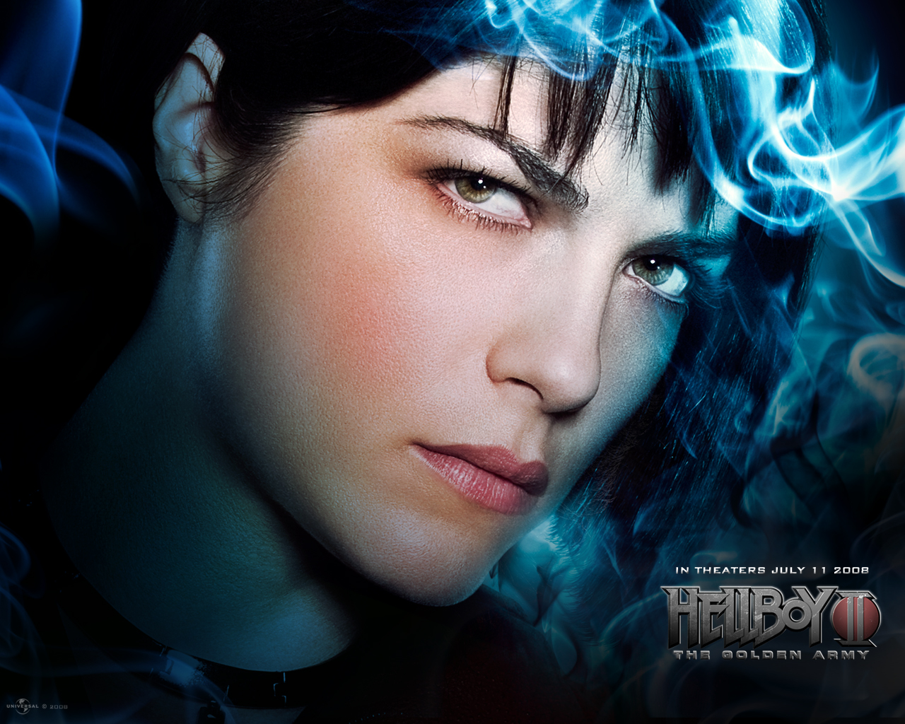 Selma blair hellboy ii: the golden army
