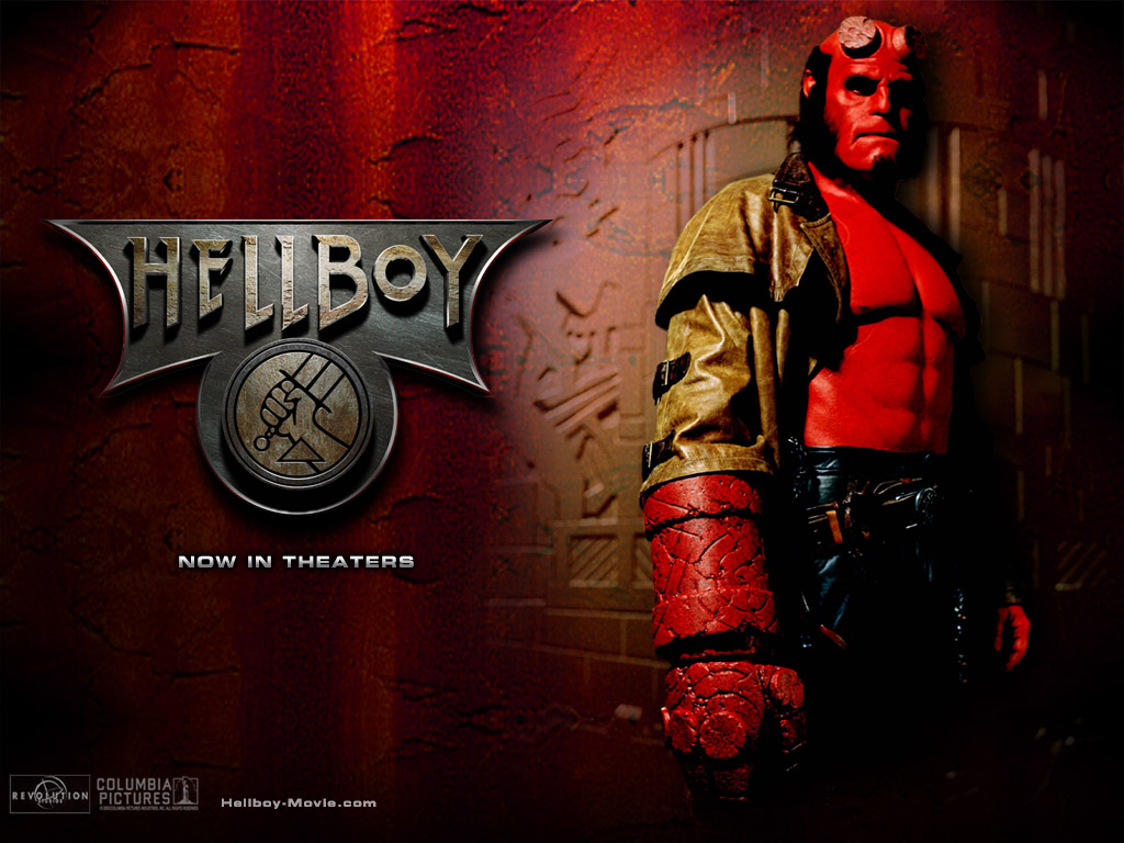 Hellboy World's Greatest Paranormal Investigator