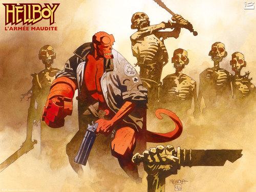 Hellboy -L'armee Maudite