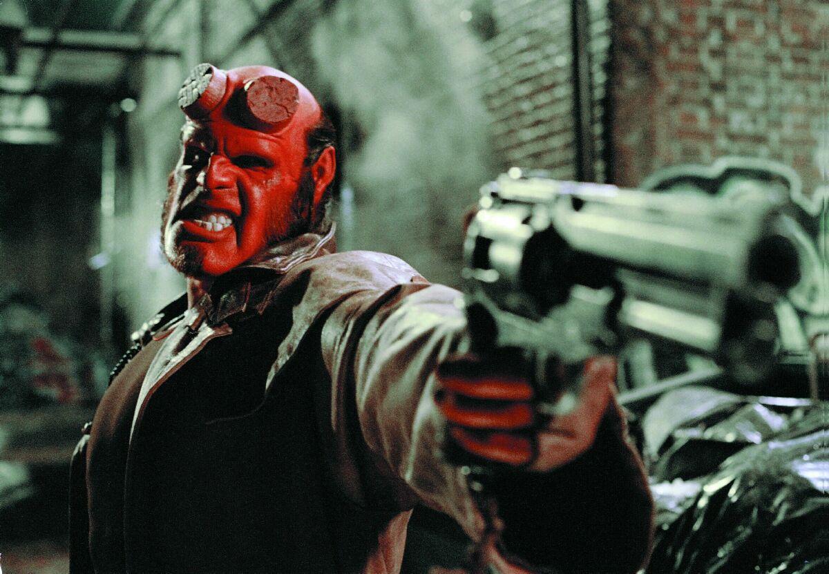 Hellboy - hellboy photo