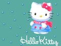 Hello Kitty kertas-kertas dinding