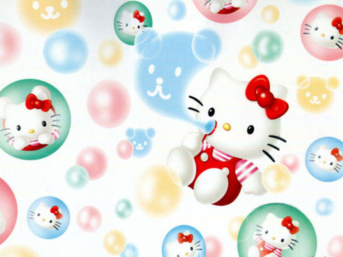Hello Kitty 壁紙