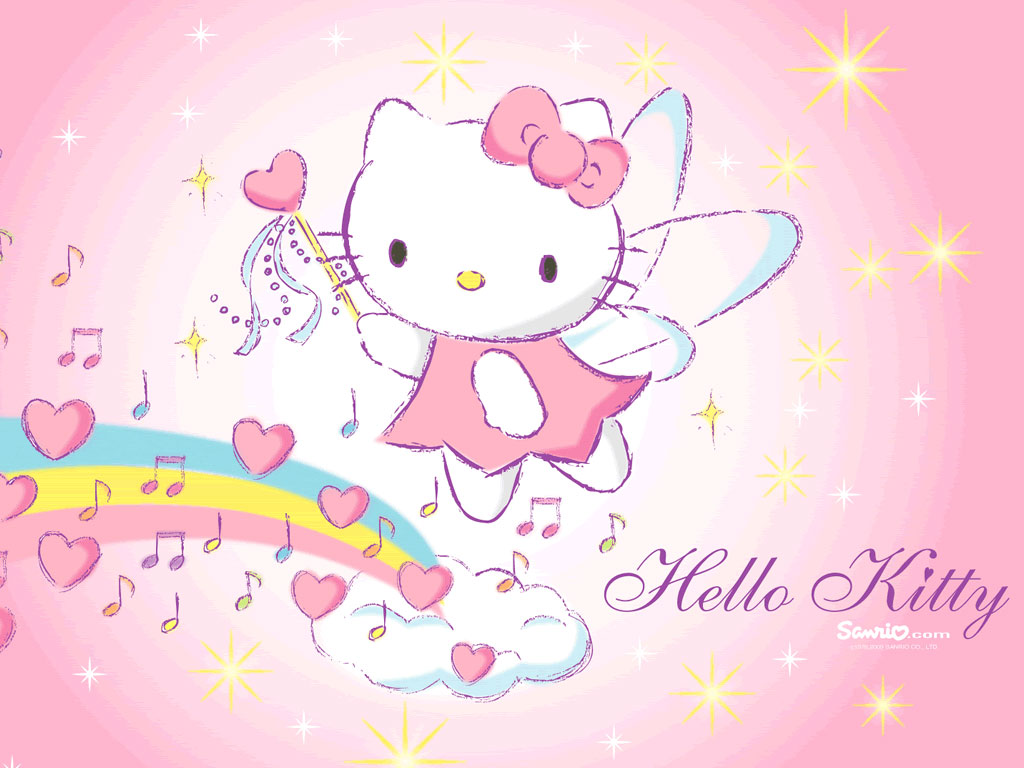 Hello Kitty  Hello Kitty Wallpaper (181866)  Fanpop