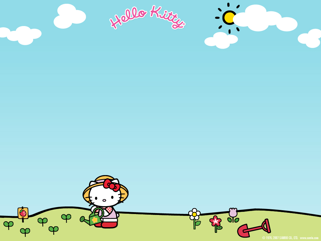 Hello Kitty - Sanrio Wallpaper (55066) - Fanpop