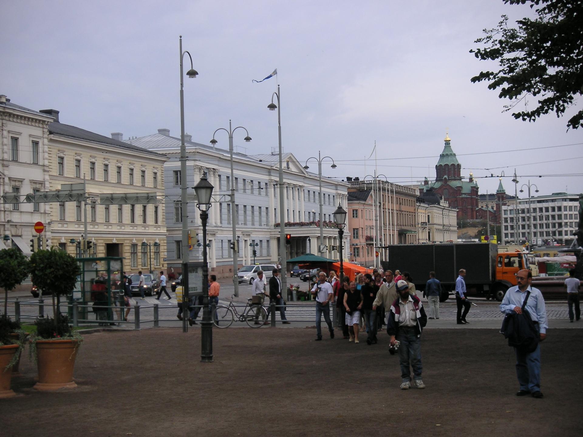Helsinki Finland Travel Photo 553585 Fanpop