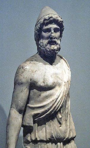 Griechische Mythologie Hintergrund entitled Hephaestus