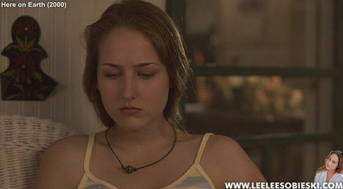 Leelee Sobieski wallpaper titled Here on Earth