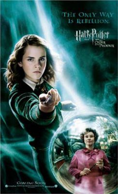 Hermione OotP Poster