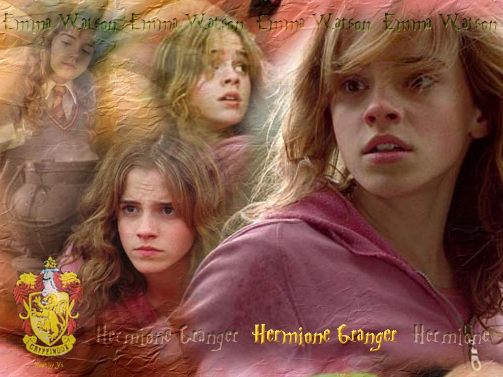 Hermione Wallpaper