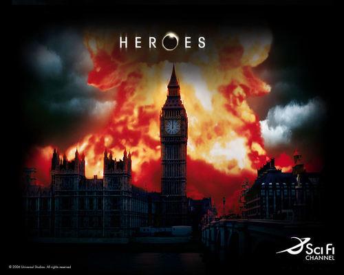 Heroes - SciFi Channel