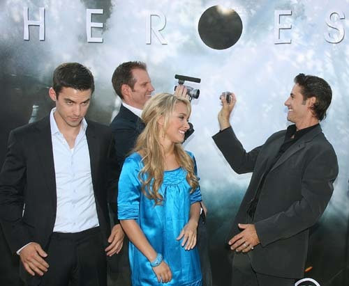 Heroes Cast