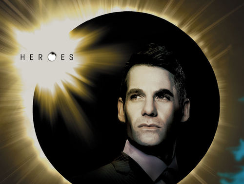 Heroes wallpaper titled Nathan Petrelli