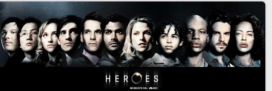 Heroes on NBC