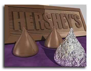 Hershey's cokelat