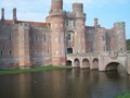 Herstmonceux Castle - castles photo