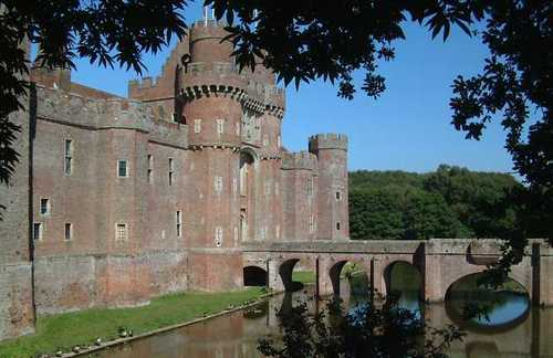 Herstmonceux Castle - great-britain Photo