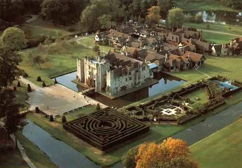 Hever château - Kent