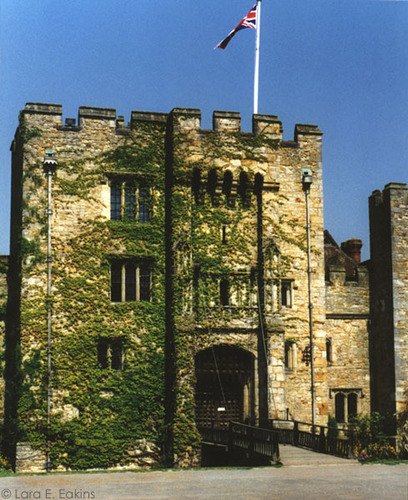 Hever castello - Kent