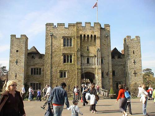 Hever lâu đài - Kent