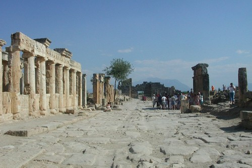 Ancient History wallpaper titled Hierapolis