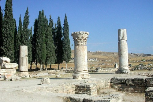 Hierapolis - ancient-history Photo