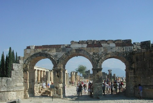 Ancient History wallpaper entitled Hierapolis