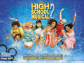 High School Musical 2 WP