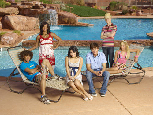 Disney Channel Original Movies wallpaper titled High School Musical