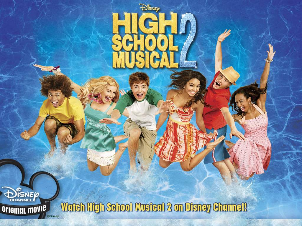 Disney Channel Original Movies High School Musical