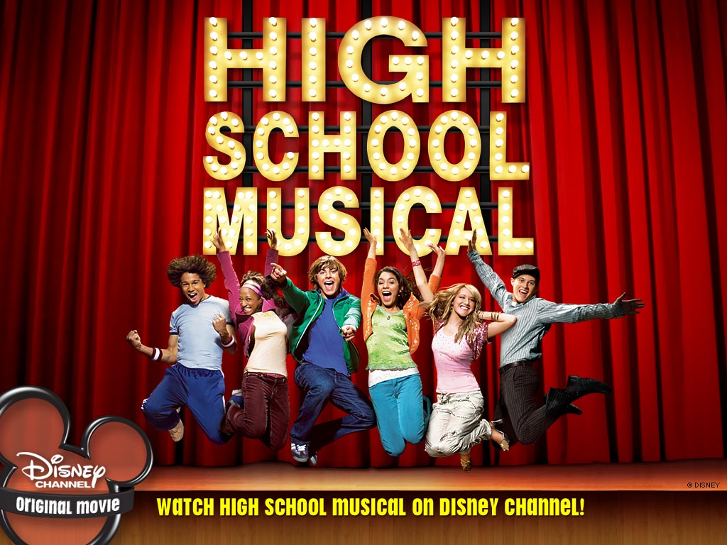 letra de las canciones de high school musical de: