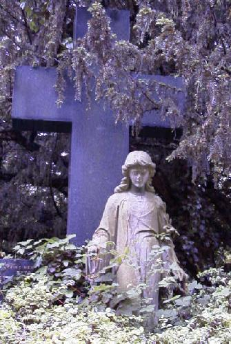 Highgate Cemetery East - great-britain Photo