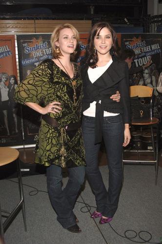 Hilarie & Sophia