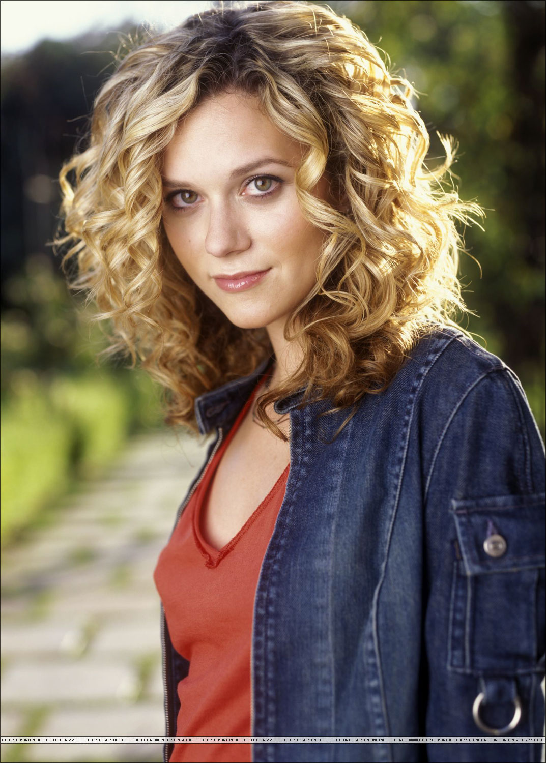 Hilarie Burton one tree hill