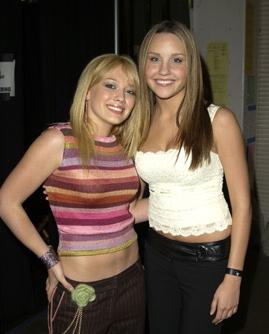 Hilary & Amanda