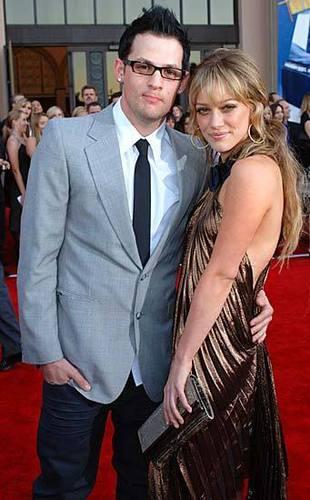 Hilary and Joel