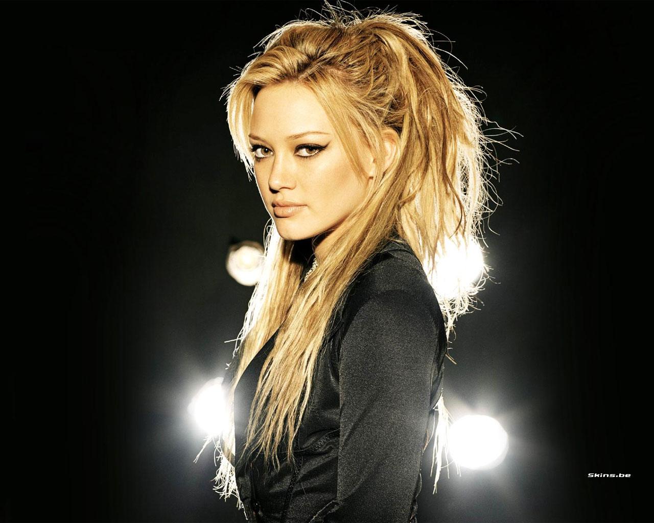 Hilary - Hilary Duff W... Hilary Duff