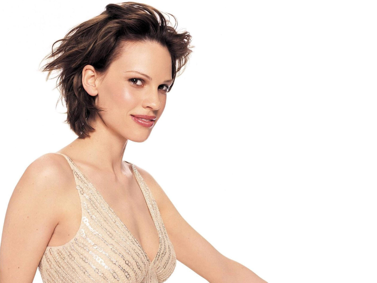 Hot Hilary Swank...Hilary Swank Films
