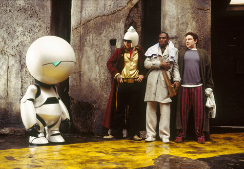 Hitchhiker's Guide (Movie)