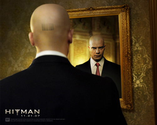 Film wallpaper called Hitman