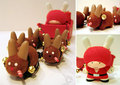 Holiday Dunny & Labbits