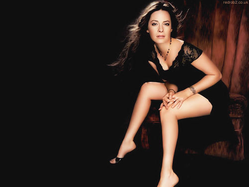 Charmed wallpaper entitled Holly Marie Combs