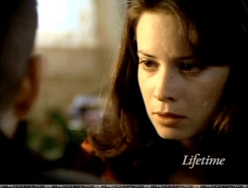 Holly in Loves Deadly Triangle - holly-marie-combs Photo