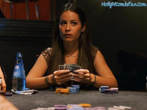 azevinho, holly in Ocean's Eleven