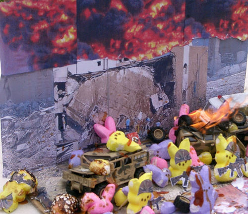 Homeland Conspiracy - marshmallow-peeps Photo
