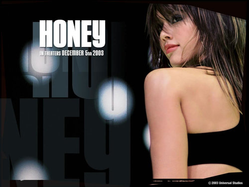 Jessica Alba wallpaper called Honey