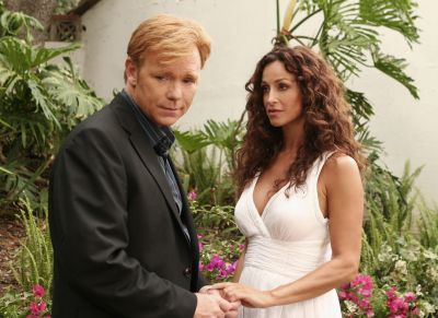 CSI: Miami wallpaper titled Horatio & Yelina