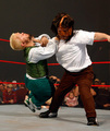 Hornswoggle & Mini Mankind