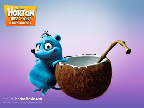 dr. seuss fondo de pantalla called Horton Hears A Who! (2008)